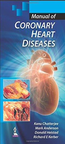 Manual of Coronary Heart Diseases