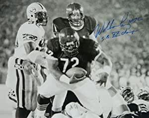 William Perry signed Chicago Bears 16x20 Photo Scoring ...