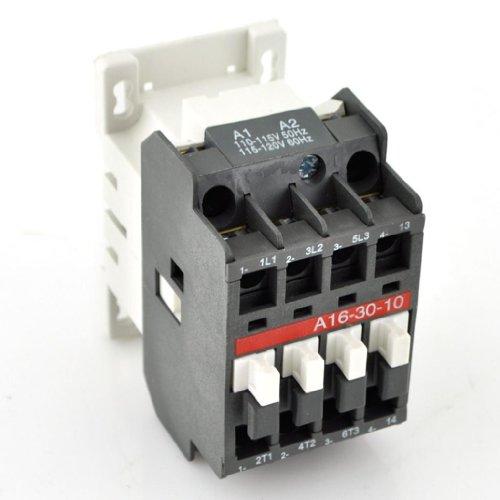 Asea A16-30-10 Contactor A16-30-10-80 220/240V Coil 3Ph 3 Pole 600V Ac 17Amp 1 Year Warranty