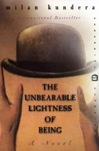 The Unbearable Lightness Of Being - A Lover's Story