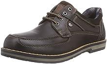 Comprar s.Oliver 13603 - zapatos con cordones de cuero hombre