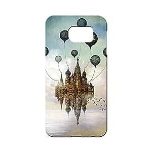 BLUEDIO Designer 3D Printed Back case cover for Samsung Galaxy S7 Edge - G5433