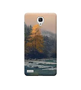 EPICCASE Premium Printed Back Case Cover With Full protection For Xiaomi Redmi Note (Designer Case)