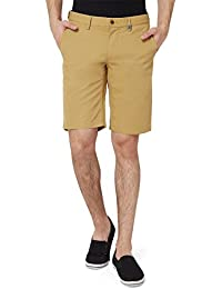 Hammock Men's Solid Chino Shorts - Khaki
