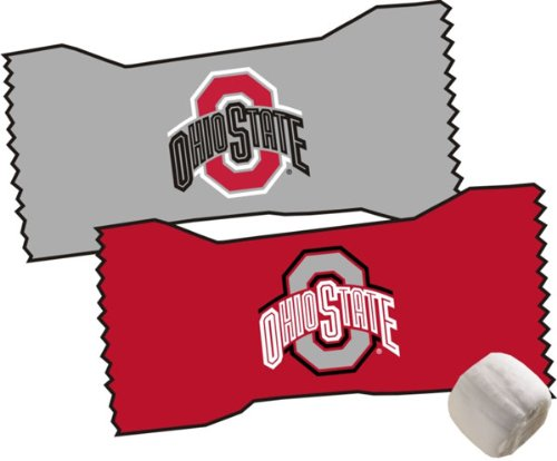 Ohio State Tailgate Candy Mint Favors Approx. 50pc Per 7oz Bag. at Amazon.com