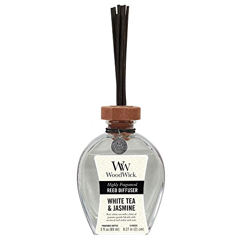 WHITE TEA JASMINE 3 oz Reed Diffuser