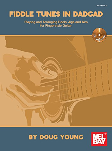 Fiddle Tunes in DADGAD PDF