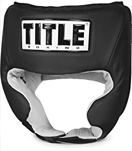 Buy TITLE Boxing Competition Headgear by Title Boxing