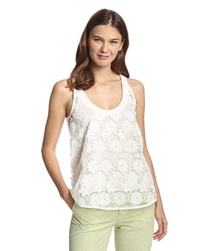 See by Chloé Women's Embroidered Swing Top