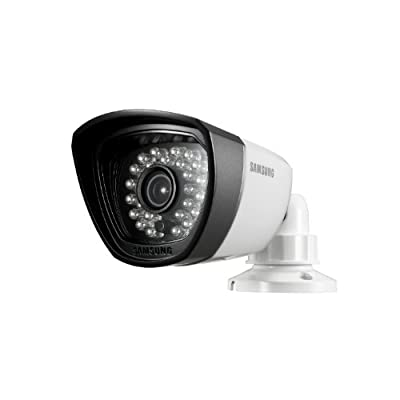Samsung SDC-7340BCB Weatherproof Night Vision Camera (White)