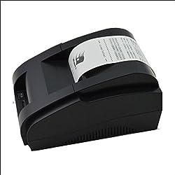 ZJIANG Zj-5890 USB Thermal Receipt Printer(Black)