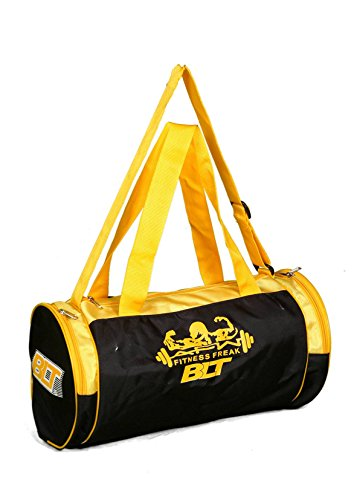 Blt Prism 256 Cms Yellow Black Soft Sided Gym Kit Bag 6c180ad652ec1