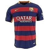 ナイキ(NIKE) FCバルセロナ DRI-FIT S/S ホーム スタジアムジャージ ロイヤルブルー/ストームレッド 658794-422 (M)