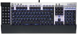 Corsair Vengeance K90 Performance MMO Mechanical Gaming Tastatur Deutsch USB 2.0
