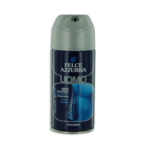 deodorante spray uomo cool blue 150 ml
