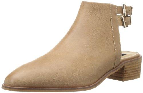 Steven By Steve Madden Women'S Nadiya Boot,Taupe Leather,8.5 M Us