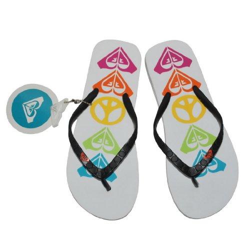 Cheap ROXY TAHITI Womens Shoes: Thong Sandals / Slippers / Flip Flops (B003NVFVNO)