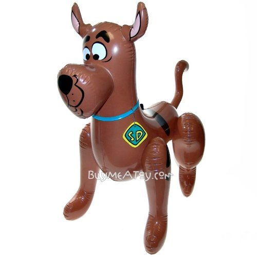 "Scooby Doo 35"" Inflatable Doll Party Decor Balloon"