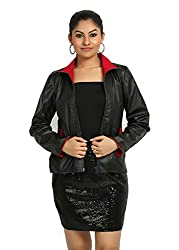 Fbbic Women's Jacket (16145_X-Small_Black)
