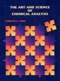 img - for The Art and Science of Chemical Analysis 1st edition by Enke, Christie G. (2000) Hardcover book / textbook / text book