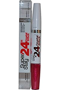 Maybelline Super Stay 24 Hour Wear Lipgloss Racey Ruby