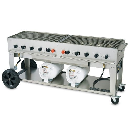 Crown Verity CCB-72 Outdoor Club Grill  2 Horizontal