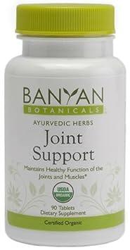 Отзывы Banyan Botanicals Joint Support, 90 Tablets- Certified Organic