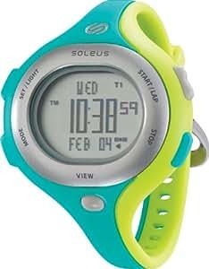 Soleus Women's SR009-470 Chicked Digital Display Quartz Two Tone Watch