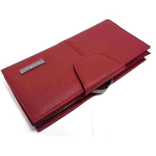 Ladies Designer Leather Purse In 6 Colours By Lorenz 19