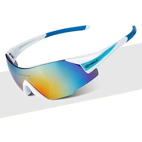 A-Royal Outdoor Fashion UV Protect Cycling Sport Windproof Goggles Sunglasses(C4) (Type Z Shoes Men compare prices)