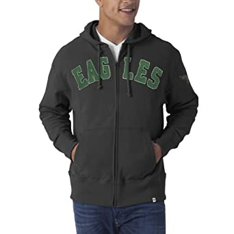 NFL Philadelphia Eagles Mens Striker Full Zip Jacket by
