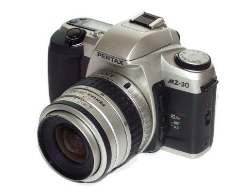 Great Deal! Pentax MZ-30 35mm Auto Focus SLR Camera with 35-80 Lens Zoom and Quartz Date