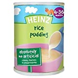 Heinz Rice Pudding 4-36 Mths 128G
