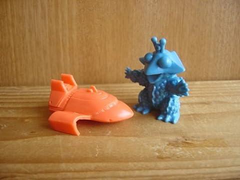 懐ケシ ギララの逆襲 洞爺湖サミット危機一髪 1種 アストロ 全1種 1 ギララ(ディフォルメ)新アストロボート