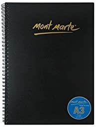 Mont Marte Visual Art Diary A3 120 page