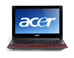 Acer Aspire One AOD255E-1664 10.1-Inch Netbook (Ruby Red)