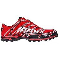 Inov-8 2013 Unisex Mudclaw 265 Trail Running Shoe (Red/Black) - 5050973443