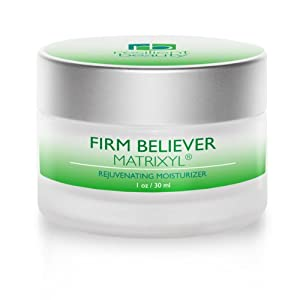 Matrixyl Proven to Repair Skin! FIRM BELIEVER Daily Face Moisturizer