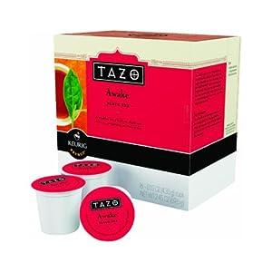 Keurig Tazo Awake Tea 16-Count K-Cups