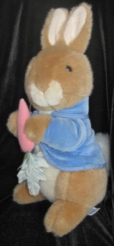 "Eden Peter Rabbit Plush 13"" - 1"