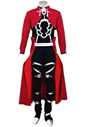 Fate Stay Night Cosplay Costume - Archer Outfit 1st XX-Small