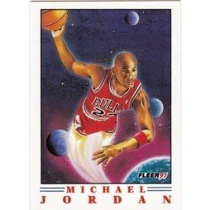 20 Different Michael Jordan Basketball Cards