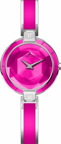 Jacques Lemans Women's 1-1613H Vedette Analog Watch