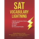 SAT Vocabulary Lightning ~ Eiblum, Daniel C.,...