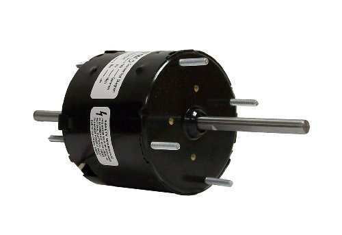 Fasco D137 3.3-Inch Diameter Shaded Pole Motor, 1/30-1/65 Hp, 115 Volts, 1500 Rpm, 1 Speed, 1-.7 Amps, Ds Rotation, Sleeve Bearing