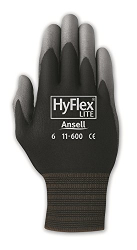 ansell-hyflex-11-600-black-nylon-liner-lightweight-assembly-industrial-gloves-gray-polyurethane-coat