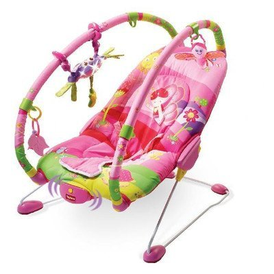 Tiny Love Pink Princess Bouncer by Tiny Love