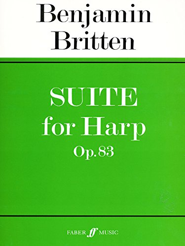 Suite for Harp (Faber Edition)