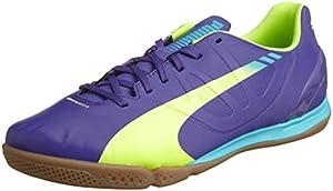 Puma  evoSPEED 4.3 IT, Chaussures indoor homme Violet lilas 40.5