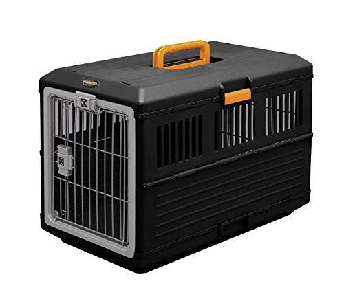 Bild von: Iris 531149 Transportbox Haustieren, 20 kg, schwarz